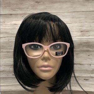 Jones New York Accessories - Jones New York Reading Glasses  Pink Tortoise